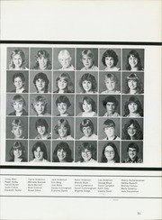 Page 55, 1982 Edition, W F West High School - Chehalin Yearbook (Chehalis, WA) online yearbook collection
