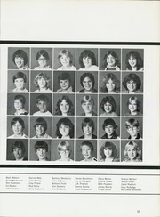 Page 59, 1982 Edition, W F West High School - Chehalin Yearbook (Chehalis, WA) online yearbook collection