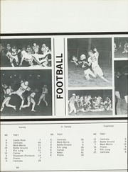 Page 64, 1982 Edition, W F West High School - Chehalin Yearbook (Chehalis, WA) online yearbook collection