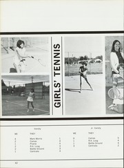 Page 66, 1982 Edition, W F West High School - Chehalin Yearbook (Chehalis, WA) online yearbook collection