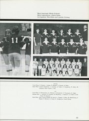 Page 69, 1982 Edition, W F West High School - Chehalin Yearbook (Chehalis, WA) online yearbook collection