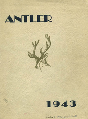 1943 Edition, Deer Park High School - Antler Yearbook (Deer Park, WA)