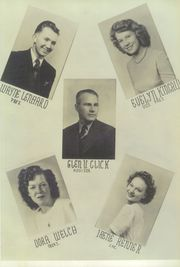 Page 13, 1946 Edition, Deer Park High School - Antler Yearbook (Deer Park, WA) online yearbook collection