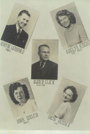 Page 17, 1946 Edition, Deer Park High School - Antler Yearbook (Deer Park, WA) online yearbook collection
