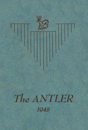 1948 Edition, Deer Park High School - Antler Yearbook (Deer Park, WA)