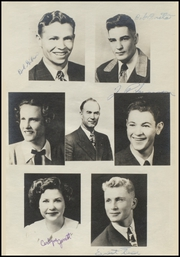Page 13, 1948 Edition, Deer Park High School - Antler Yearbook (Deer Park, WA) online yearbook collection