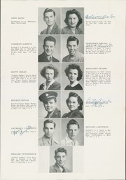 Page 13, 1945 Edition, Port Townsend High School - WaWa Yearbook (Port Townsend, WA) online yearbook collection