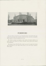 Page 5, 1945 Edition, Port Townsend High School - WaWa Yearbook (Port Townsend, WA) online yearbook collection