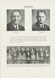 Page 8, 1945 Edition, Port Townsend High School - WaWa Yearbook (Port Townsend, WA) online yearbook collection