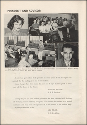 Page 12, 1950 Edition, Port Townsend High School - WaWa Yearbook (Port Townsend, WA) online yearbook collection