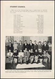 Page 13, 1950 Edition, Port Townsend High School - WaWa Yearbook (Port Townsend, WA) online yearbook collection
