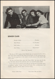 Page 14, 1950 Edition, Port Townsend High School - WaWa Yearbook (Port Townsend, WA) online yearbook collection