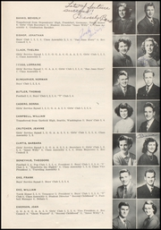 Page 15, 1950 Edition, Port Townsend High School - WaWa Yearbook (Port Townsend, WA) online yearbook collection