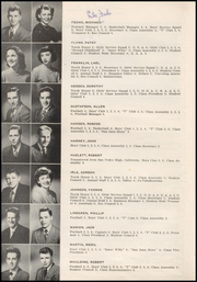 Page 16, 1950 Edition, Port Townsend High School - WaWa Yearbook (Port Townsend, WA) online yearbook collection