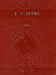 Newport High School - Bruin Yearbook (Newport, WA) online yearbook collection, 1950 Edition, Page 1