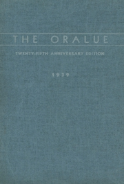 Page 1, 1939 Edition, Ridgefield High School - Oralue Yearbook (Ridgefield, WA) online yearbook collection
