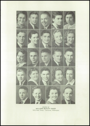 Page 13, 1939 Edition, Ridgefield High School - Oralue Yearbook (Ridgefield, WA) online yearbook collection
