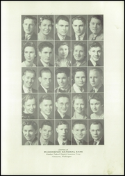 Page 15, 1939 Edition, Ridgefield High School - Oralue Yearbook (Ridgefield, WA) online yearbook collection