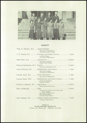 Page 9, 1939 Edition, Ridgefield High School - Oralue Yearbook (Ridgefield, WA) online yearbook collection