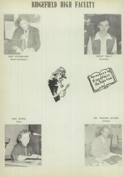 Page 10, 1952 Edition, Ridgefield High School - Oralue Yearbook (Ridgefield, WA) online yearbook collection