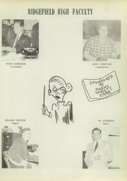 Page 11, 1952 Edition, Ridgefield High School - Oralue Yearbook (Ridgefield, WA) online yearbook collection