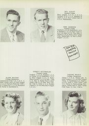 Page 13, 1952 Edition, Ridgefield High School - Oralue Yearbook (Ridgefield, WA) online yearbook collection