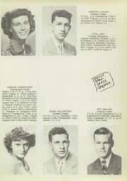 Page 15, 1952 Edition, Ridgefield High School - Oralue Yearbook (Ridgefield, WA) online yearbook collection