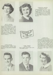 Page 16, 1952 Edition, Ridgefield High School - Oralue Yearbook (Ridgefield, WA) online yearbook collection