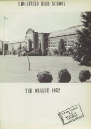 Page 5, 1952 Edition, Ridgefield High School - Oralue Yearbook (Ridgefield, WA) online yearbook collection