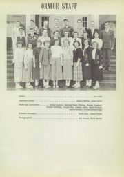 Page 7, 1952 Edition, Ridgefield High School - Oralue Yearbook (Ridgefield, WA) online yearbook collection