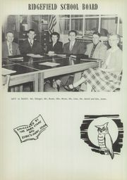 Page 8, 1952 Edition, Ridgefield High School - Oralue Yearbook (Ridgefield, WA) online yearbook collection