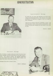 Page 9, 1952 Edition, Ridgefield High School - Oralue Yearbook (Ridgefield, WA) online yearbook collection