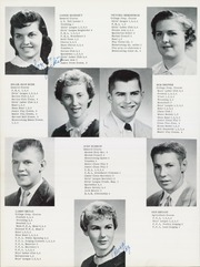 Page 10, 1959 Edition, Ridgefield High School - Oralue Yearbook (Ridgefield, WA) online yearbook collection