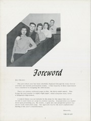 Page 6, 1959 Edition, Ridgefield High School - Oralue Yearbook (Ridgefield, WA) online yearbook collection