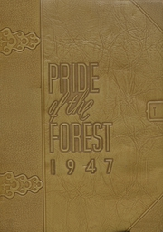 1947 Edition, Forks High School - Spartan Yearbook (Forks, WA)
