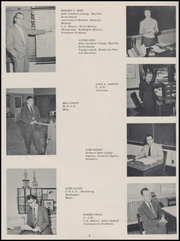 Page 10, 1958 Edition, Forks High School - Spartan Yearbook (Forks, WA) online yearbook collection