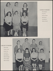 Page 14, 1958 Edition, Forks High School - Spartan Yearbook (Forks, WA) online yearbook collection