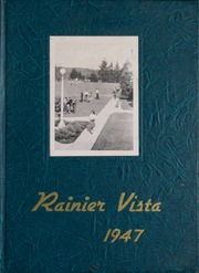 1947 Edition, Auburn Adventist Academy - Rainier Vista Yearbook (Auburn, WA)