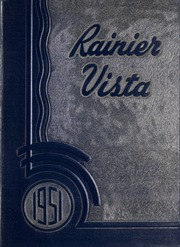 1951 Edition, Auburn Adventist Academy - Rainier Vista Yearbook (Auburn, WA)