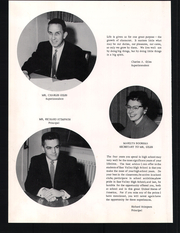 Page 12, 1961 Edition, East Valley High School - Kamiakin Yearbook (Yakima, WA) online yearbook collection