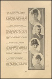 Page 11, 1916 Edition, Goldendale High School - Simcoe Yearbook (Goldendale, WA) online yearbook collection
