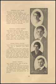 Page 9, 1916 Edition, Goldendale High School - Simcoe Yearbook (Goldendale, WA) online yearbook collection