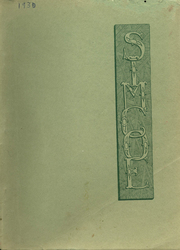 1930 Edition, Goldendale High School - Simcoe Yearbook (Goldendale, WA)