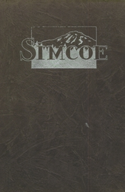 1935 Edition, Goldendale High School - Simcoe Yearbook (Goldendale, WA)