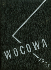 1955 Edition, Woodland High School - Wocowa Yearbook (Woodland, WA)