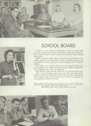 Page 10, 1955 Edition, Woodland High School - Wocowa Yearbook (Woodland, WA) online yearbook collection