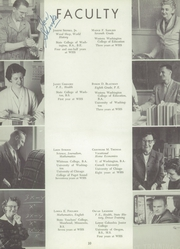 Page 14, 1955 Edition, Woodland High School - Wocowa Yearbook (Woodland, WA) online yearbook collection