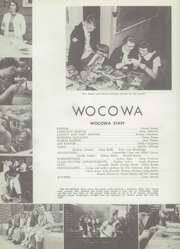 Page 8, 1955 Edition, Woodland High School - Wocowa Yearbook (Woodland, WA) online yearbook collection