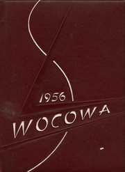 1956 Edition, Woodland High School - Wocowa Yearbook (Woodland, WA)
