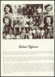 Page 12, 1950 Edition, Castle Rock High School - Rocket Log Yearbook (Castle Rock, WA) online yearbook collection